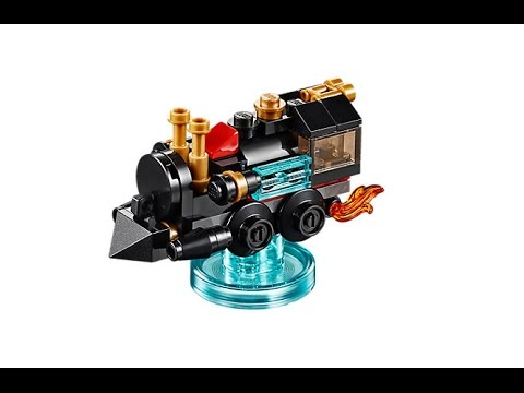 Lego Dimensions Traveling Time Train Instructions