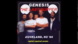 Genesis Live 23th November 1986 Last Suppers Ready (New Zealand)