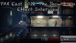 The Showdown Effect Rejuvenates 2.5D Deathmatch Gameplay (Interview) - PAX East 2012