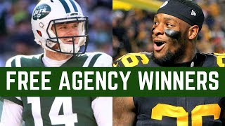 Top 5 Winners of NFL Free Agency 2019