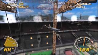 Flatout: Head On - Stunt gameplay
