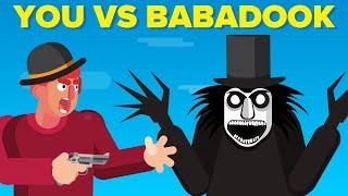 YOU vs BABADOOK - How Can You Defeat and Survive It? (The Babadook Movie)