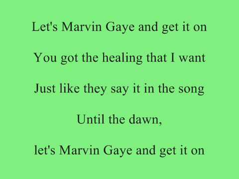 Lirik LAGU Charlie Puth   'Marvin Gaye' feat  Meghan Trainor