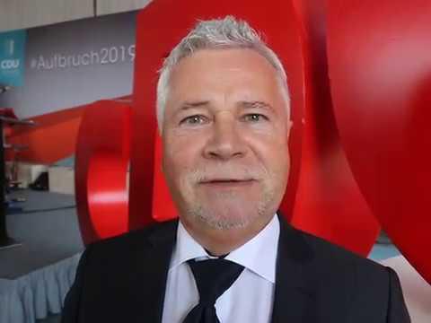 Dieter L. Koch unterstützt Marion Walsmann