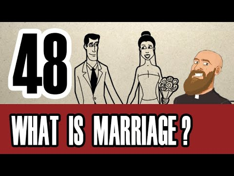 3MC - Episode 48 - What is marriage?