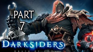 Darksiders Walkthrough - Part 7 Hellguards Let