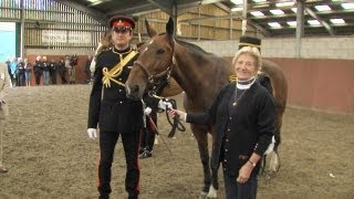 From welfare case to war horse, Penny retires from The King