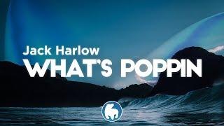 Jack Harlow - WHĄTS POPPIN (Clean - Lyrics)