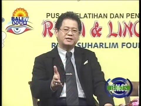 Dialog Reiki & Ling-Chi di Bali TV (10/12/10) Part 3 - Ricky Suharlim