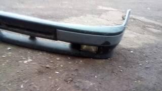 Замена бампера ВАЗ 2115