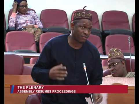 Lagos Parliament | Oversight function: House Committee visits Ministry of Energy