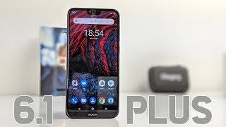 Nokia 6.1 Plus Review (x6) A Very Good Budget Smartphone