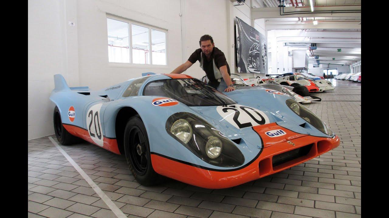 Die heiligen Hallen von Porsche - GRIP - Folge 301 - RTL2