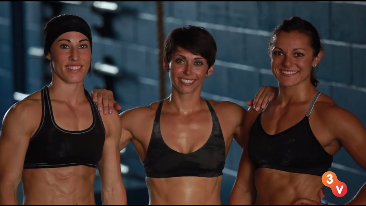The Women Of Crossfit Dynamix Youtube