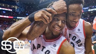 Toronto Raptors are making noise in the East | SportsCenter | ESPN