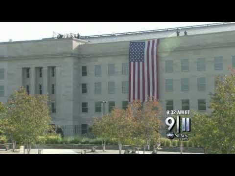 Remembering 9/11 Attack on Pentagon