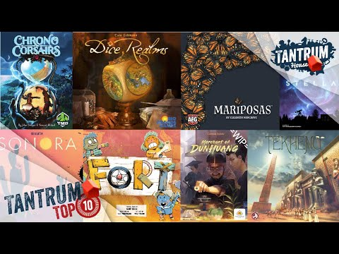 top rated board games 2020