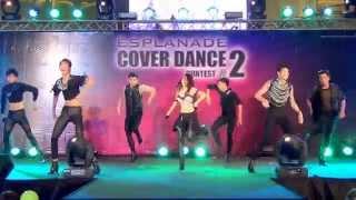 150426 Deli Project cover เมรี (กระแต อาร์สยาม) @Esplanade Cover Dance #2 (Semi-Final)