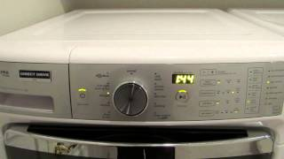 My Maytag Maxima Washer Series 3000 Riddled With