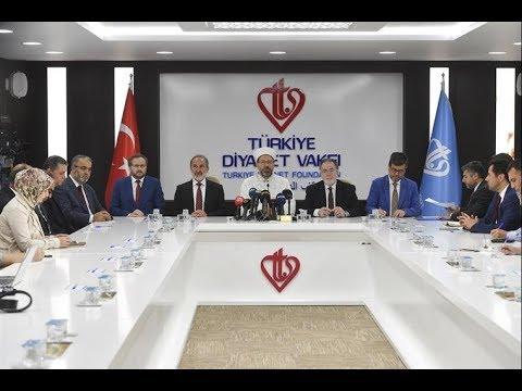 """""""2018 Yılı Vekâlet Yoluyla Kurban..."""