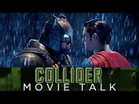 Collider Movie Talk - Batman V Superman R-Rated Details and EW's Mini-Review