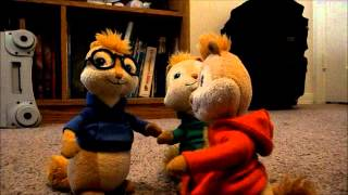 Chipmunks Plush Movie - Theodore a zombie - Part 1/3