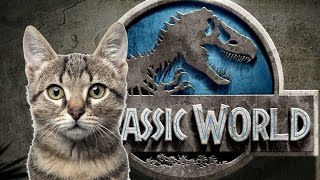 Jurassic World: Trailer with Cat Sounds instead of Dinosaurs