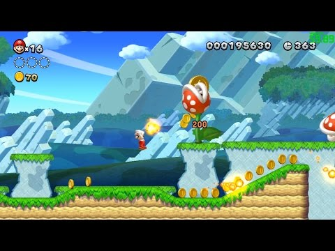 New Super Mario Bros  U - Cemu Wiki