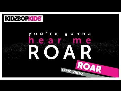 KIDZ BOP Kids – Roar (Official Lyric Video) [KIDZ BOP Greatest Hits]