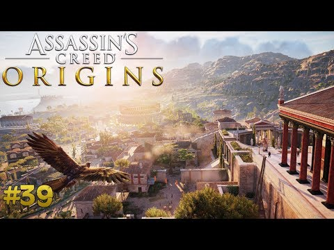 Assassin's Creed Origins 🐫 #039 - Das Theater - Let's Play Assassin's Creed Deutsch / German