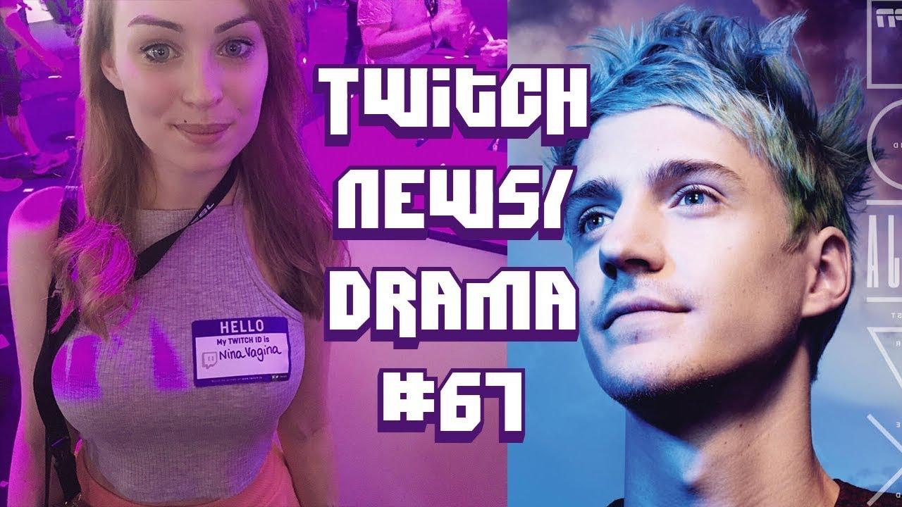 Twitch Drama/News #67 (Ninja Roasted By Jimmy Kimmel, Method First