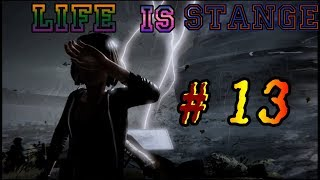 Life Is Strange / #13 OMG WTF IS THIS GAME! THIS IS SO GOOD I DIDNOT SEE THIS COMING! IT HIM!