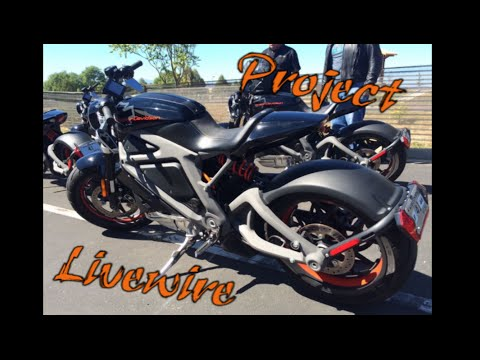 Project Livewire (Harley Davidson's electric concept bike)
