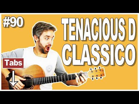 #90 TENACIOUS D - Classico