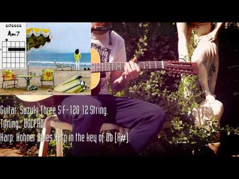 how to play on the beach by neil young acoustic guitar tutorial youtube. Black Bedroom Furniture Sets. Home Design Ideas