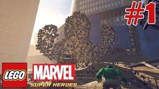 Video LEGO Marvel Super Heroes - Part 1: Sandman - Gameplay Walkthrough / Let's Play (Playthrough)! download MP3, 3GP, MP4, WEBM, AVI, FLV Oktober 2018