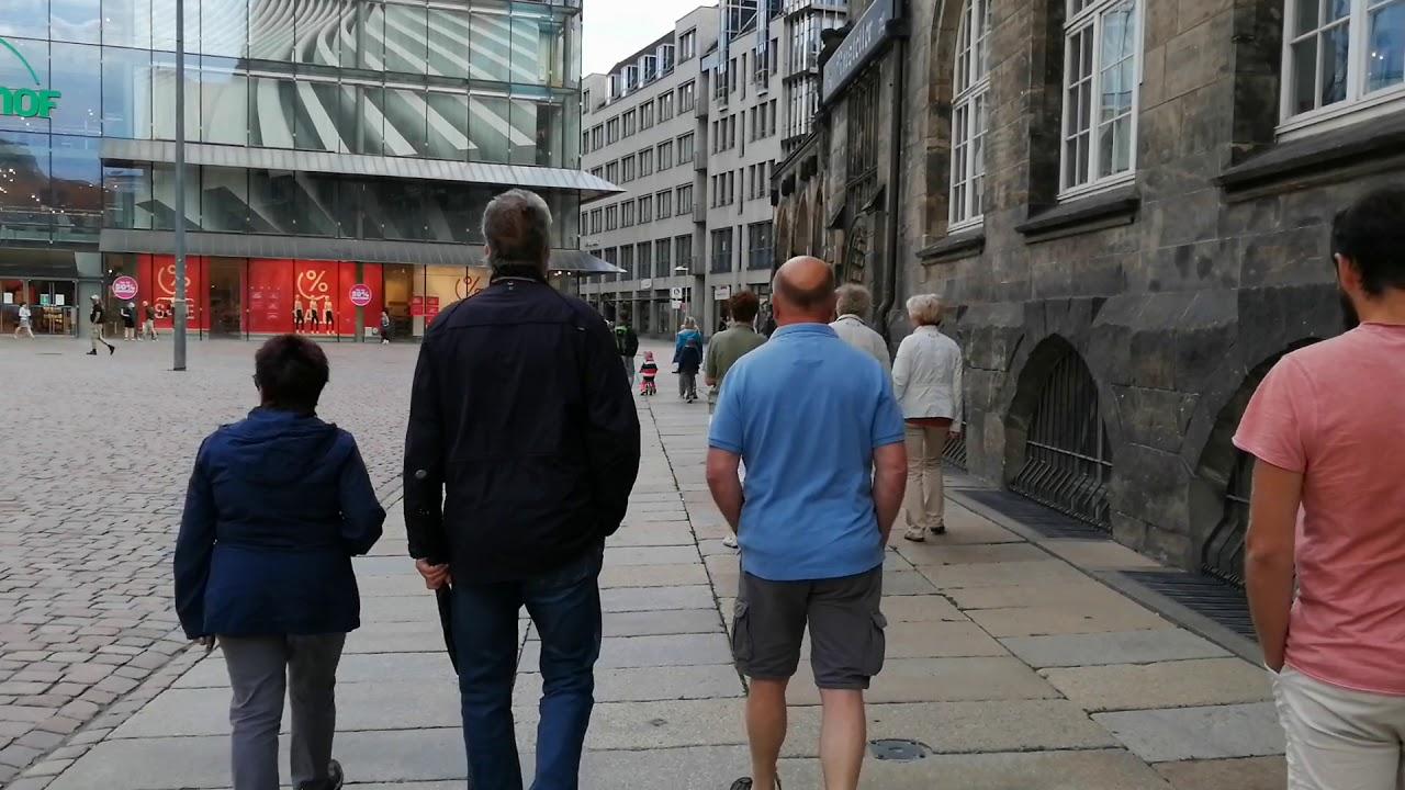 Chemnitz Spaziergang 06.07.2020