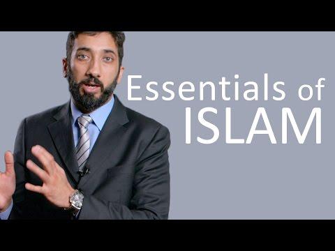 Essentials of Islam - Nouman Ali Khan - Malaysia Tour 2015