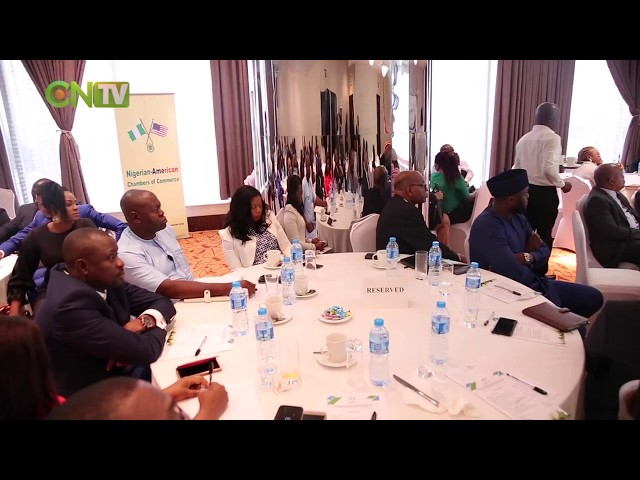 NACC July 2018 Breakfast Meeting with Mr. Mustapha Njie, Chairman/CEO, TAF Holding Company