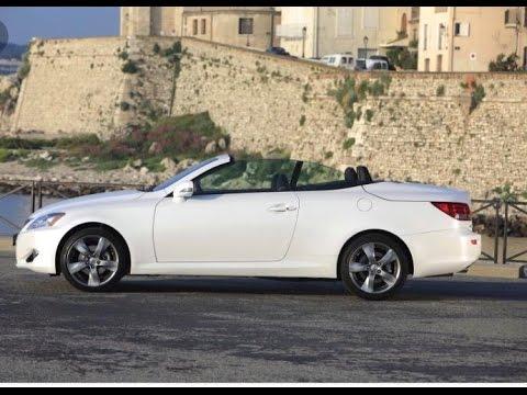 Lexus Is250c Review