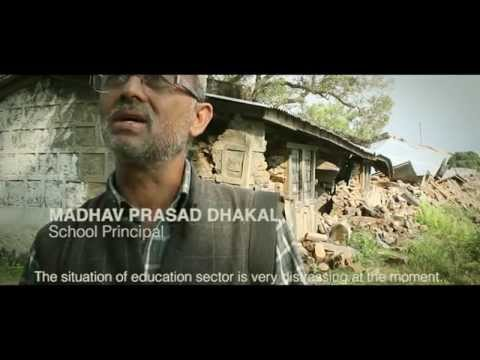 Pratiman-Neema Memorial Foundation (PNMF) Nepal Post-EQ  Recovery Campaign