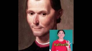27 Niccolò Machiavelli vita