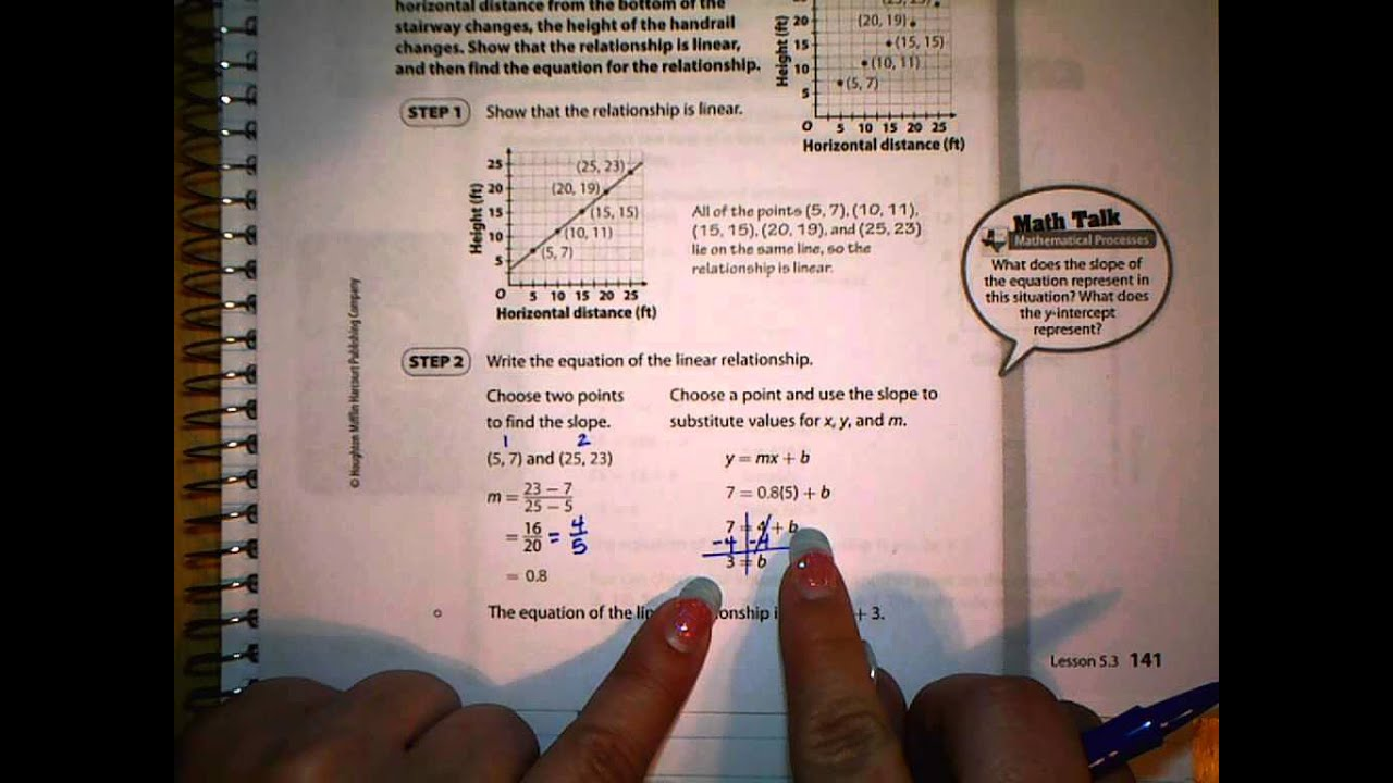 Printables Bivariate Data Worksheets 5 3 linear relationships bivariate data youtube data
