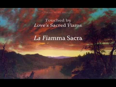 La Fiamma Sacra (The Sacred Flame) Karaoke Version