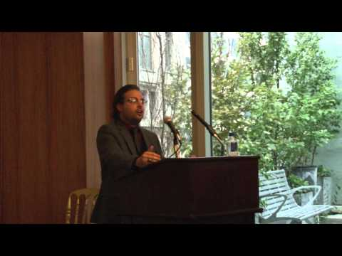 "Daniel DeLoma - ""General Semantics and Spirituality: An Intimate, Unorthodox Relationship"""