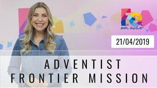 AFM Brasil mostra como se tornar um missionário