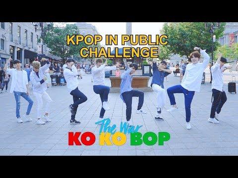 [EAST2WEST] Dancing Kpop in Public Challenge: EXO - Ko Ko Bop