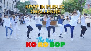 Video [EAST2WEST] Dancing Kpop in Public Challenge: EXO - Ko Ko Bop download MP3, 3GP, MP4, WEBM, AVI, FLV Oktober 2017