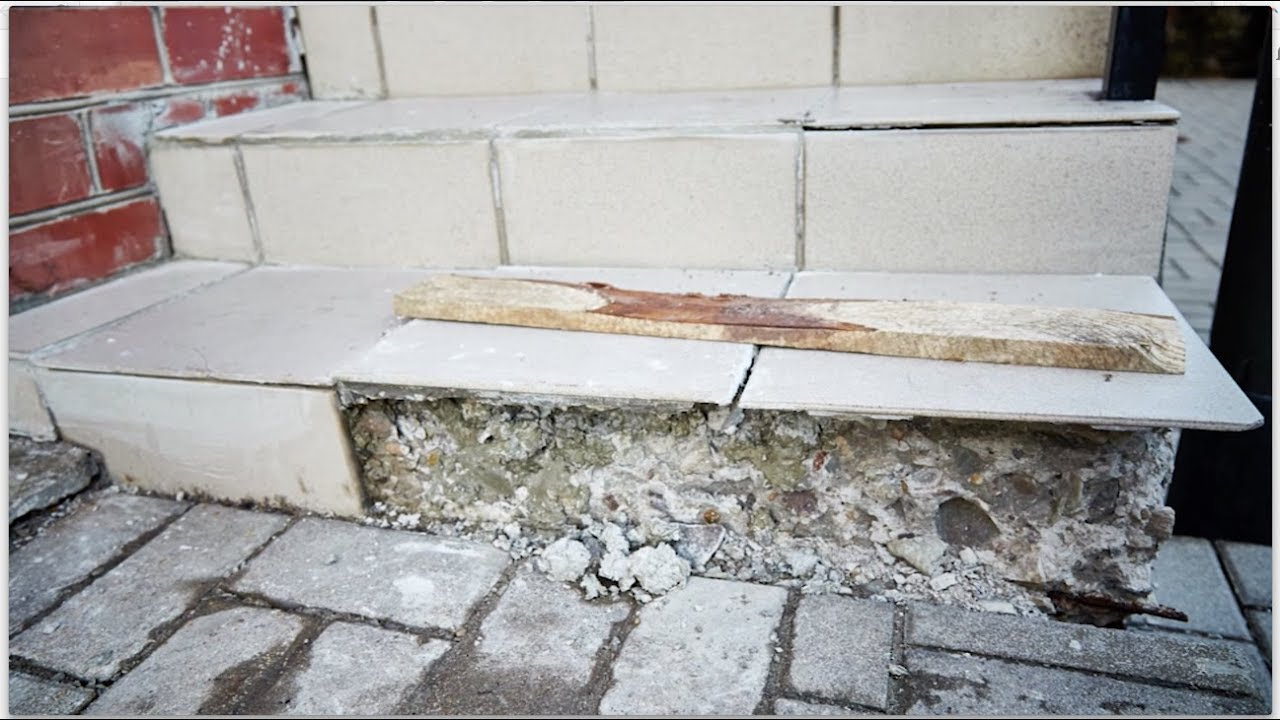 Injured on a broken or defective staircase? How to pursue a