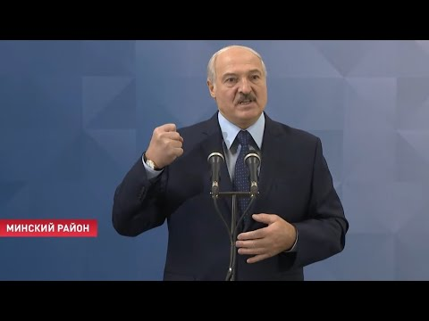 Лукашенко о коронавирусе: Господь нас должен хранить! Мы уже своего населения потеряли!